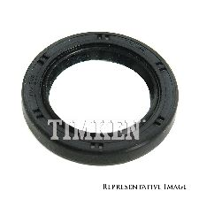 Timken Axle Shaft Seal  Front Right Inner