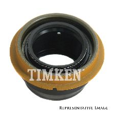 Timken Transfer Case Output Shaft Seal  Rear