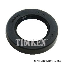 Timken Manual Transmission Input Shaft Seal  Front