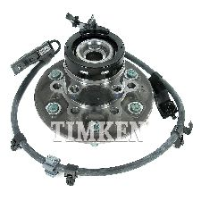Timken Wheel Bearing and Hub Assembly  Front Left