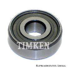 Timken Axle Shaft Bearing  Front Inner