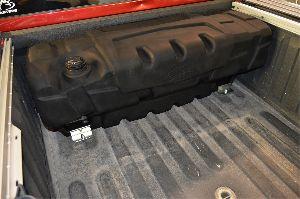 Titan Fuel Tanks Fuel Tank  Rear