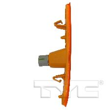 TYC Products Side Marker Light Assembly  Front Right