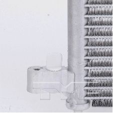 TYC Products A/C Condenser  Front