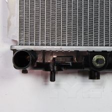TYC Products Radiator  Front