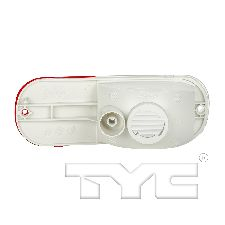 TYC Products Back Up Light  Left
