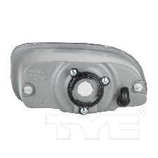 TYC Products Fog Light Assembly  Left