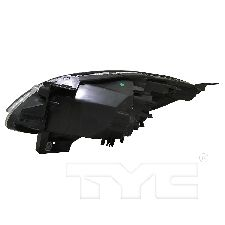 TYC Products Headlight Assembly  Front Right
