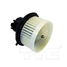 TYC Products HVAC Blower Motor  Front