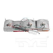 TYC Products Tail Light Assembly  Left