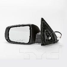 TYC Products Door Mirror  Left