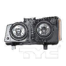 TYC Products Headlight Assembly  Right
