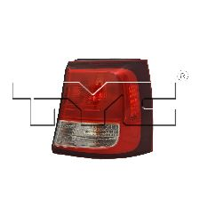 TYC Products Tail Light Assembly  Right Outer