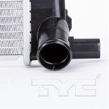 TYC Products Radiator