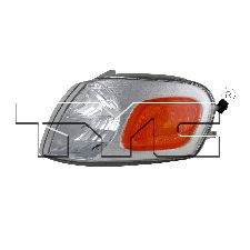 TYC Products Turn Signal / Parking / Side Marker Light  Front Left