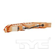 TYC Products Turn Signal / Parking / Side Marker Light  Front Right