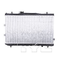 TYC Products Radiator