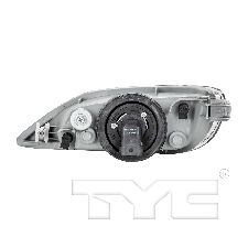 TYC Products Fog Light Assembly  Right