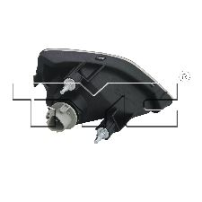 TYC Products Turn Signal Light Assembly  Left
