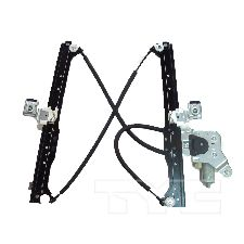 TYC Products Power Window Motor and Regulator Assembly  Rear Right