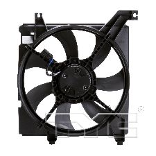 TYC Products Engine Cooling Fan Assembly