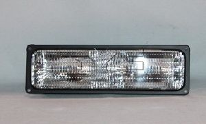 TYC Products Turn Signal / Parking Light Assembly  Front Right