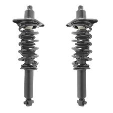 Unity Air Spring to Coil Spring Conversion Kit  Rear