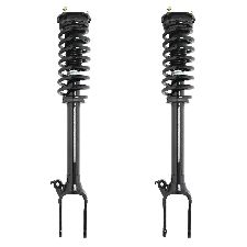 Unity Air Spring to Coil Spring Conversion Kit  Front