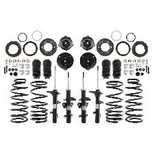 Unity Air Spring to Coil Spring Conversion Kit  Front and Rear