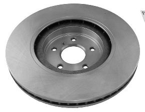 UQUALITY CALIPERS Disc Brake Rotor  Front