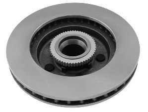 UQUALITY CALIPERS Disc Brake Rotor and Hub Assembly  Front
