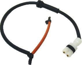 URO Parts Disc Brake Pad Wear Sensor  Rear