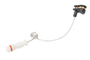 URO Parts Disc Brake Pad Wear Sensor  Rear