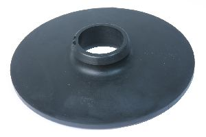 URO Parts Coil Spring Insulator  Rear Lower