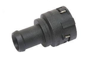 URO Parts HVAC Heater Hose Connector  Heater To Engine