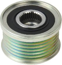 URO Parts Alternator Decoupler Pulley