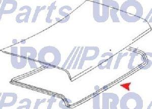 URO Parts Trunk Lid Seal