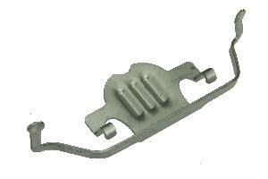 URO Parts Disc Brake Pad Retaining Clip  Rear Left