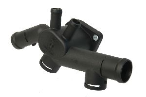URO Parts Radiator Coolant Hose Flange