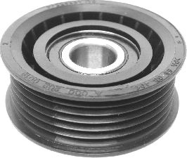 URO Parts Accessory Drive Belt Idler Pulley  Left