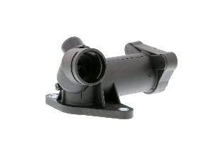 Vaico Engine Coolant Outlet Flange