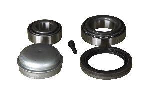 Vaico Wheel Bearing and Hub Assembly  Front