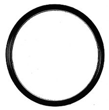 Victor Gaskets Engine Coolant Thermostat Housing O-Ring