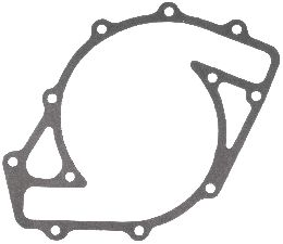 Victor Gaskets Engine Water Pump Backing Plate Gasket
