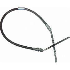 Wagner Brakes Parking Brake Cable  Rear Left