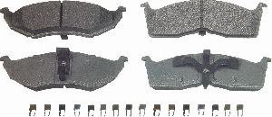Wagner Brakes Disc Brake Pad Set  Front