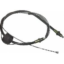 Wagner Brakes Parking Brake Cable  Front