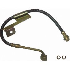 Wagner Brakes Brake Hydraulic Hose  Front Left