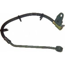 Wagner Brakes Brake Hydraulic Hose  Rear Left