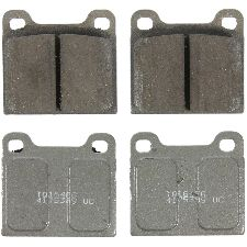 Wagner Brakes Disc Brake Pad Set  Rear